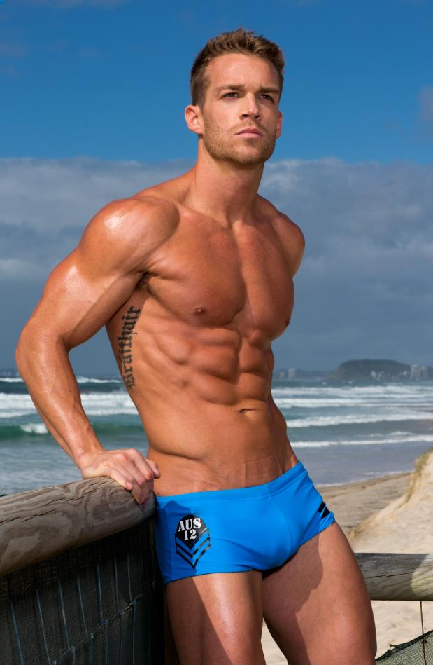 Model Ryan Burke  The Progressive Democrat-5950
