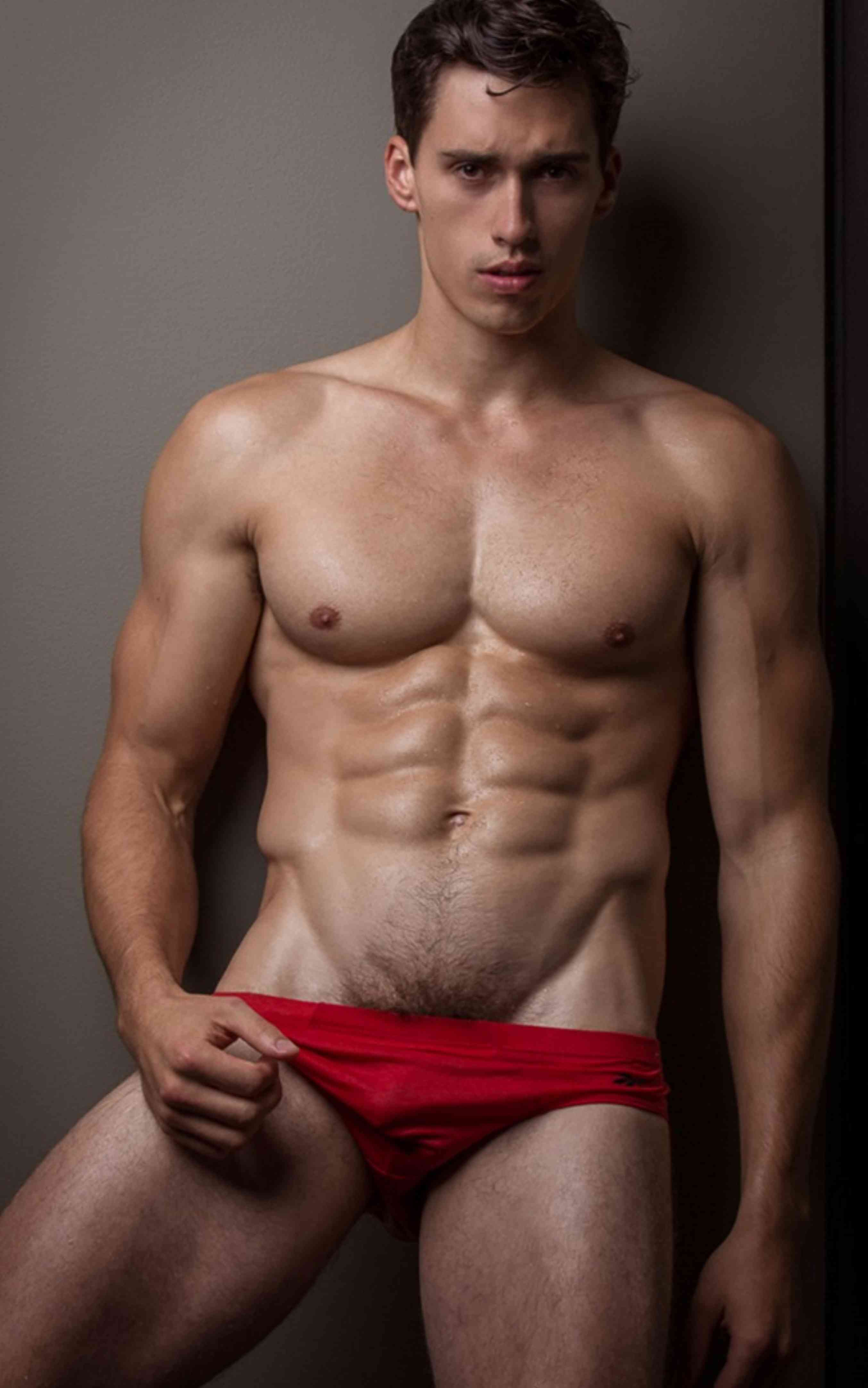 from Andre sexy guy naked model