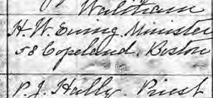 minster 1900