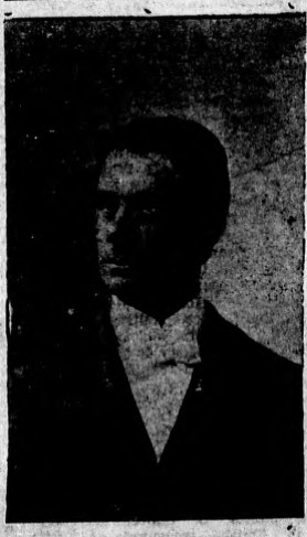 Cambridge Sentinel picture of Thomas P. O'Neill for Common Council, 1903