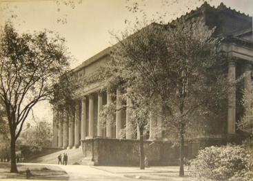 WidenerLibrary_HarvardUniversity_Springtime