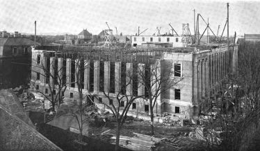 WidenerLibraryUnderConstruction_1913Dec4