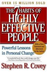 The 7, no 8, Habits of Highly-Effective People