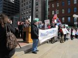 Reflections On: End DOMA Rally at Boston City Hall, 2013