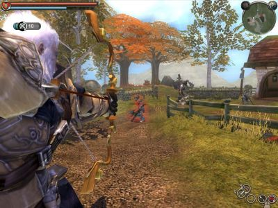 127361-fable-the-lost-chapters-windows-screenshot-aiming-with-a-bow