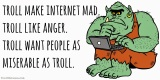 On Internet Trolls… *Sigh*