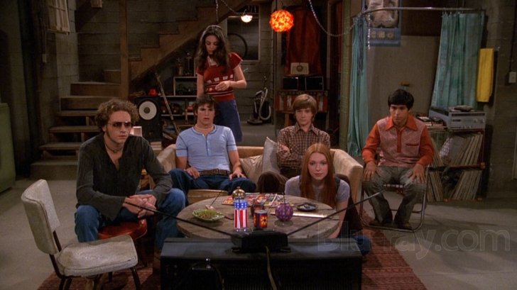 Image result for that 70's show basement