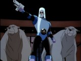 On Batman and Mr. Freeze: SubZero