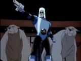 On Batman and Mr. Freeze:SubZero