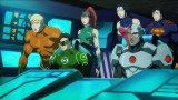 On Justice League: Throne of Atlantis