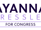 Endorsement for Ayanna Pressley for Congress, 2018